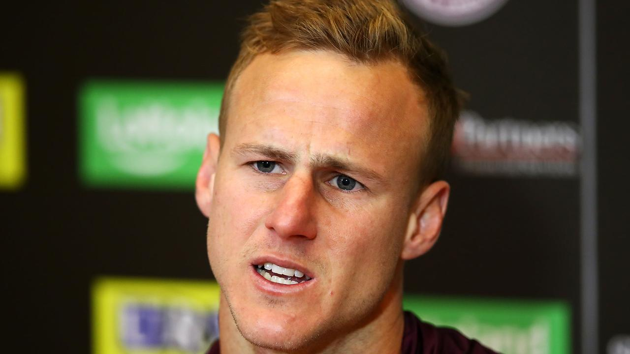 Daly Cherry-Evans' future at Manly is a subject of much conjecture.