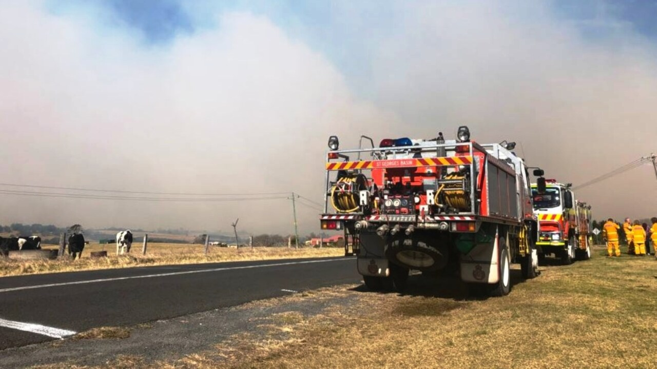 nsw fires - photo #28