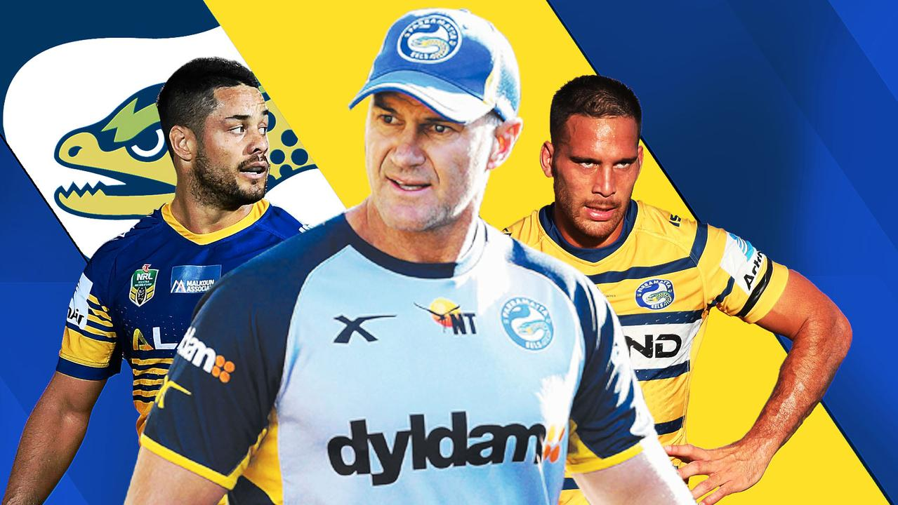 Parramatta Eels' 2018 NRL season review.