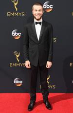 Connor Jessup attends the 68th Annual Primetime Emmy Awards on September 18, 2016 in Los Angeles, California. Picture: Getty