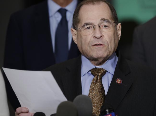 Democrat Jerrold Nadler wants Robert Mueller to testify about his report. Picture: AP