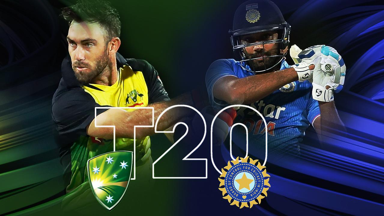 Australia vs India Twenty20 cricket at Gabba 2018, Brisbane