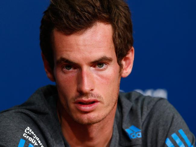 Andy Murray won the US Open in 2012.
