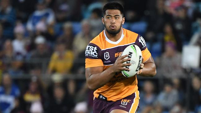 Payne Haas is one of four Broncos aged under 21 in Corey Parker's KFC SuperCoach team.