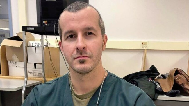 Chris Watts denied he has ever had a gay relationship, despite claims from two men.