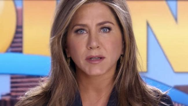 Jennifer Aniston is reportedly being paid $US1.25 million per episode on Morning Wars