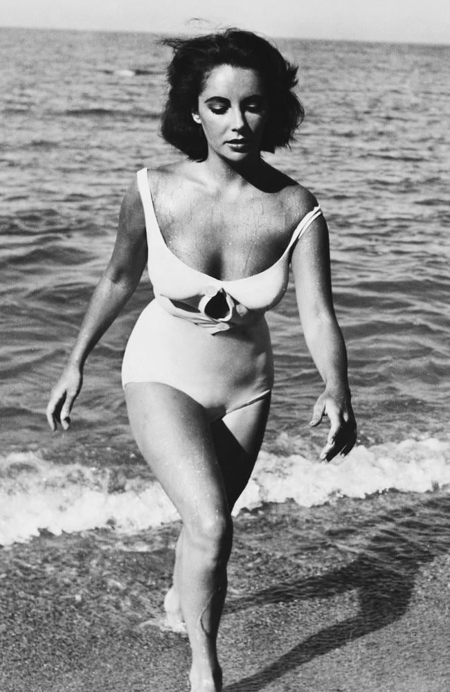 Picture 20th Century Fox No G String In Sight Elizabeth Taylor In The 1959 Film Suddenly Last Summer Picture Getty Images