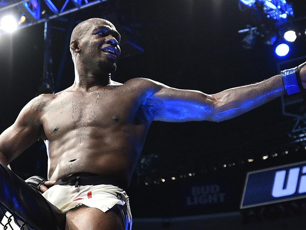 Jon Jones is set for blockbuster UFC return.