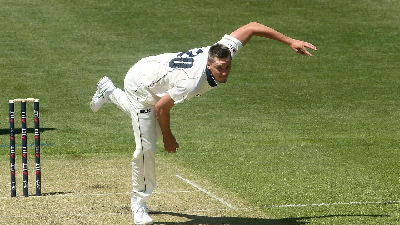 Sheffield Shield: Tasmania all out for 81, Chris Tremain takes stunning five-for