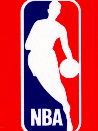 The NBA logo as it stands now.