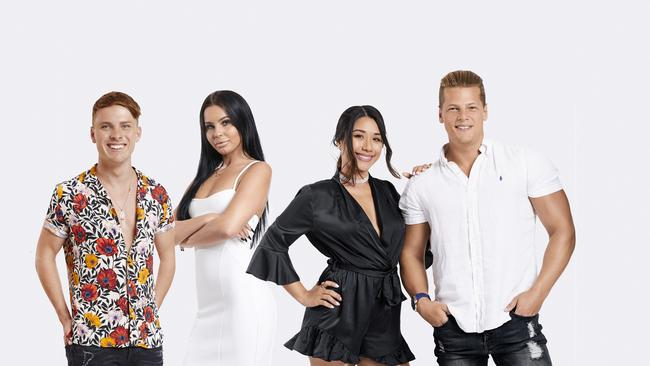 Geordie Shore Gold Coast: Man broke up with girlfriend to go