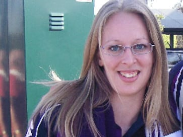 The remains of a woman believed to be coach driver Tamara Farrell (above) were found near Sale in Victoria.