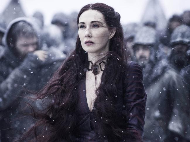 There could be an appearance from Melisandre.