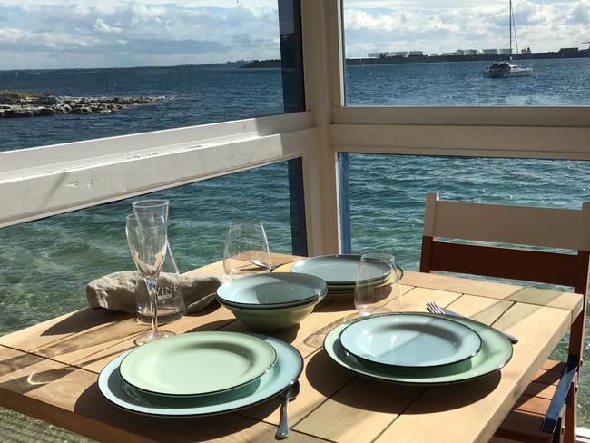 A restaurant with an awesome view. Picture: Jenifer Jagielski