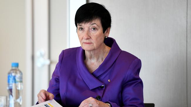 Business Council of Australia chief executive Jennifer Westacott warns against a stop-start approach to reopening the economy.