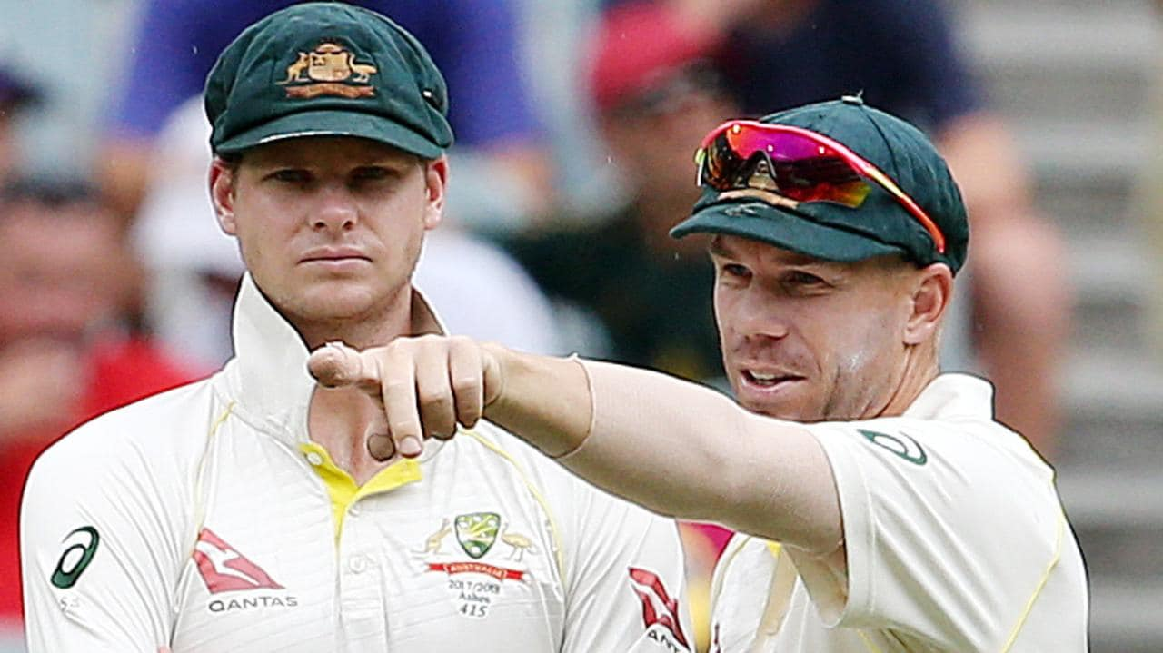Steve Smith and David Warner will be free to play for Australia from the end of March.