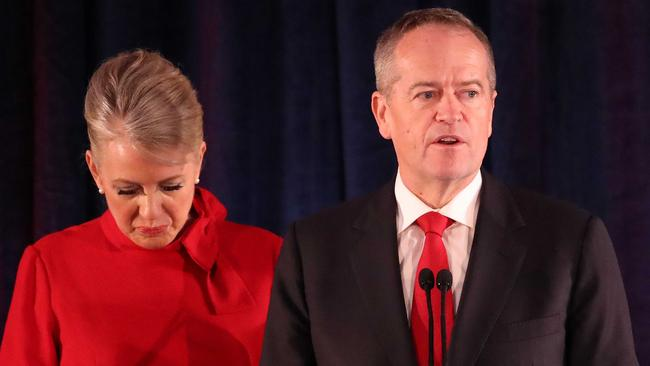 Successive opinion polls right up until polls closed had Labor and Bill Shorten on track for a convincing victory.