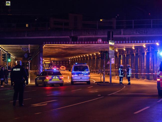 Police say they have arrested two males over the attack. Picture: Alexander Scheuber/Getty Images.