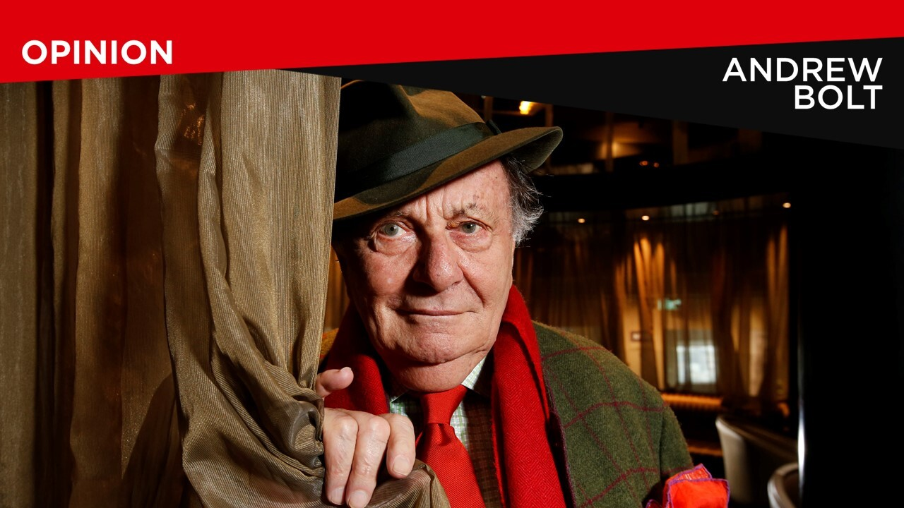 Melbourne Comedy Festival axes Barry Humphries award after transgender comments