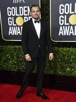 BEVERLY HILLS, CALIFORNIA - JANUARY 05: Leonardo DiCaprio attends the 77th Annual Golden Globe Awards at The Beverly Hilton Hotel on January 05, 2020 in Beverly Hills, California. (Photo by Frazer Harrison/Getty Images)