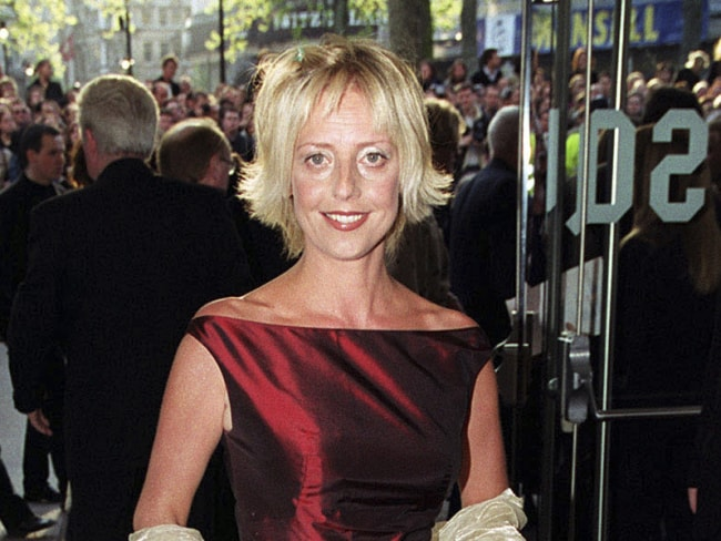 British actress Emma Chambers in 1999. Photo: Peter Jordan