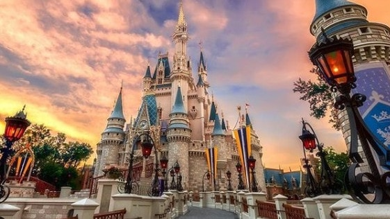 The troubling incident took place at Disney World. Picture: Instagram/@waltdisneyworld