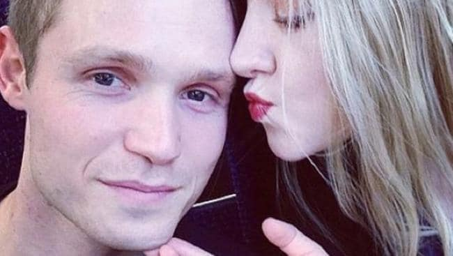 harry potter stars evanna lynch and robbie jarvis split after nine