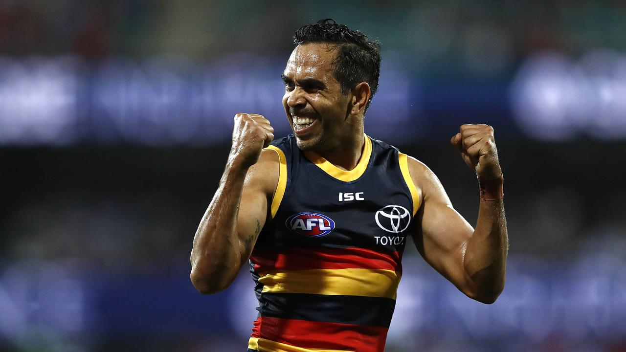 Eddie Betts plays game 300 this weekend. (Photo by Ryan Pierse/Getty Images)