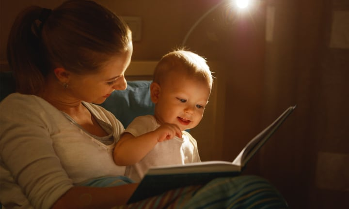 'Rhymers are readers': How to help your child learn to read from day one