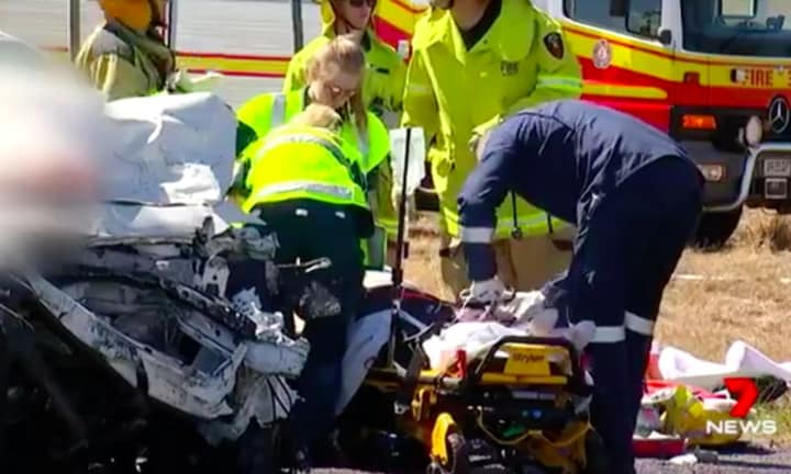 Parents lose daughter in horrifying crash on way home from school holidays