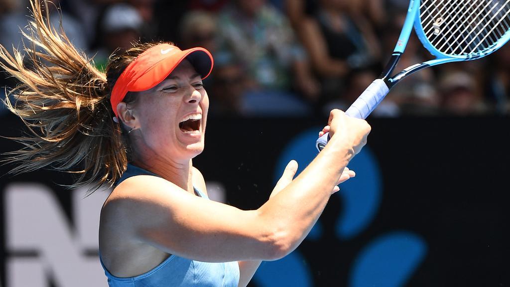 Sharapova Still Has Inner Fire And Motivation Despite