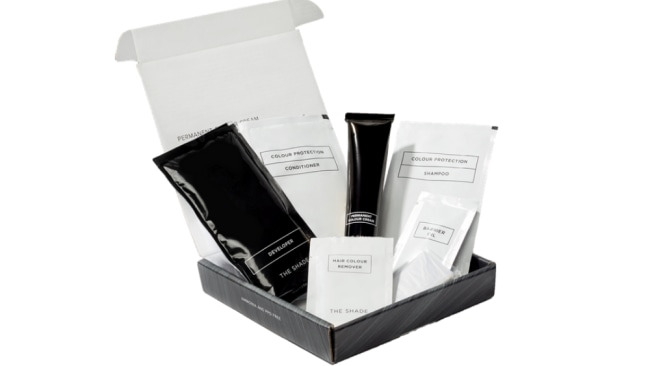 At-home Hair Colour Kit ($44.90 – now offering a free trial, at The Shade)