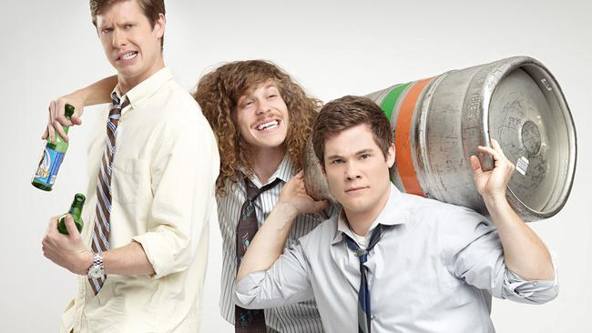 Or you could do what the Workaholics guys do instead...