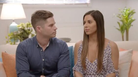 Justin wants Neesha to be a stay-at-home mum.