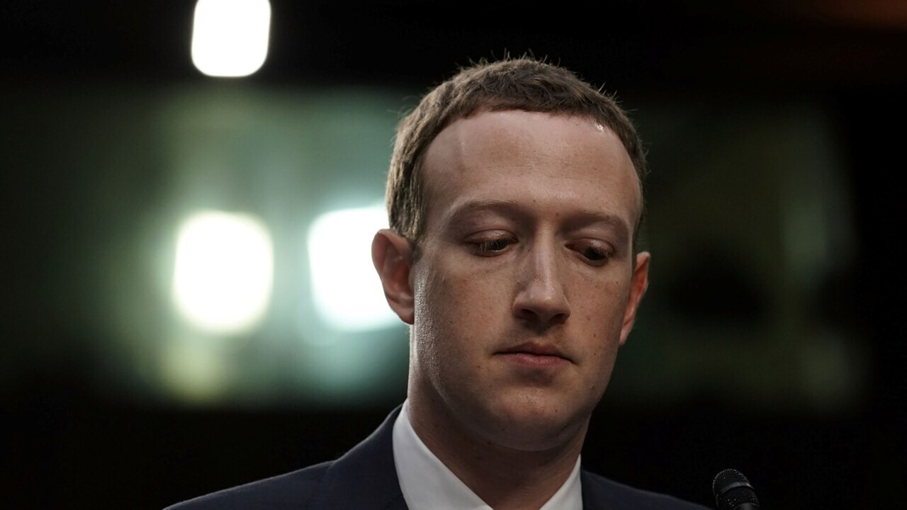 My data was shared too: Zuckerberg