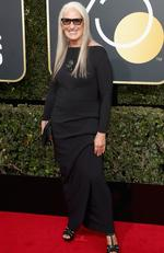 Jane Campion attends The 75th Annual Golden Globe Awards at The Beverly Hilton Hotel on January 7, 2018 in Beverly Hills, California. Picture: Frederick M. Brown/Getty Images
