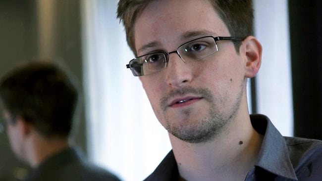 The 29-year-old source behind the biggest intelligence leak in the NSA's history, Edward Snowden. Picture: The Guardian