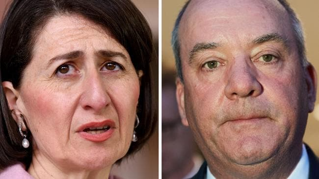 Gladys Berejiklian: Transcript of Daryl Maguire's closed session accidentally published by ICAC – NEWS.com.au
