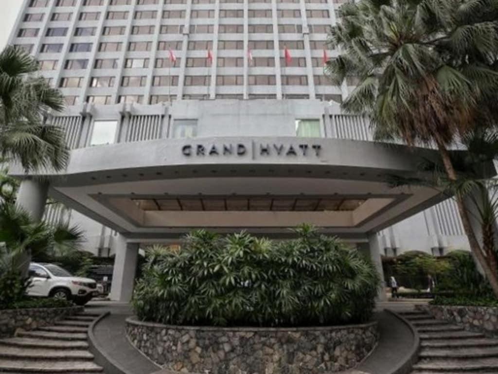 عقد مؤتمر Servomex في فندق جراند حياة في سنغافورة. الصورة: ويكيبيديا كومنز