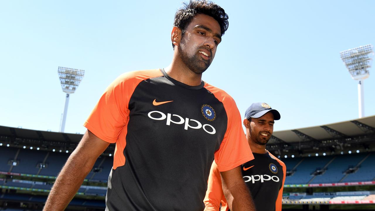 India's Ravi Ashwin had been ruled out of the Sydney Test before a sudden u-turn.