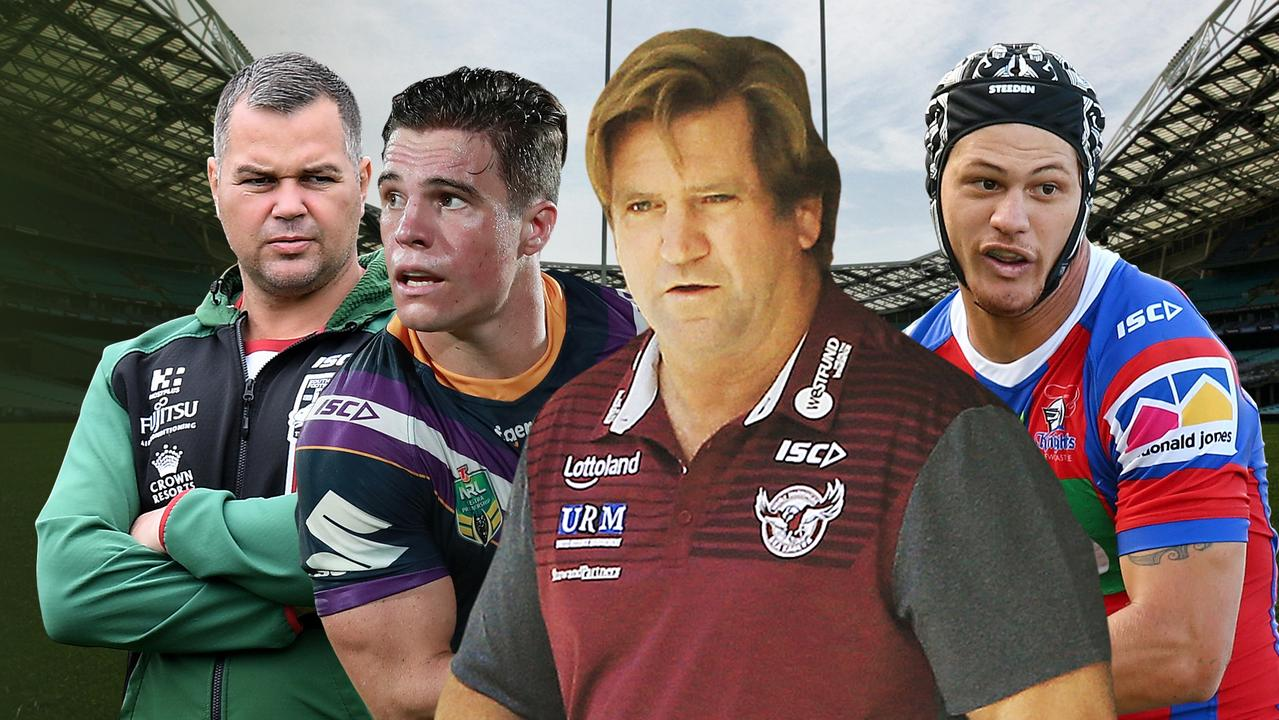 The biggest talking points over the NRL pre-season.