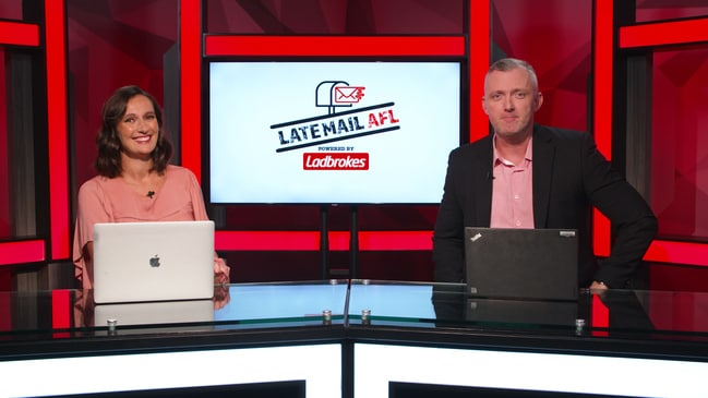 Late Mail AFL Powered by Ladbrokes - 2019 Round 10