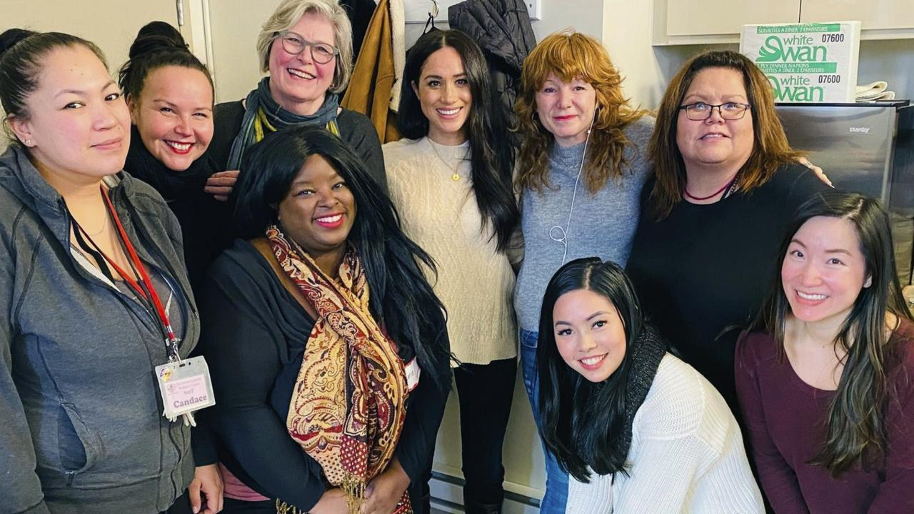 Meghan's PR stunts can't gloss over appalling reality