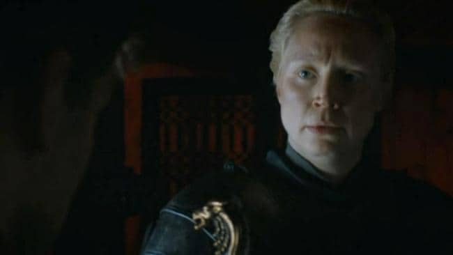 Never change, Brienne. Never change.