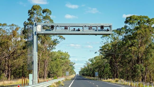 From January 1, the Western Australian Government will scrap speed camera location updates. Picture: iStock