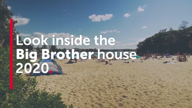 Inside the new Big Brother house 2020
