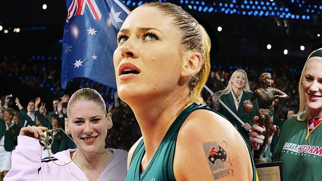 Former Boomers coach Brett Brown has called Lauren Jackson 'Australia's crown jewel'.