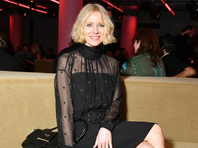 Naomi Watts plays a 'charismatic socialite hiding a dark secret'. Picture: Jared Siskin/Getty Images for Prada