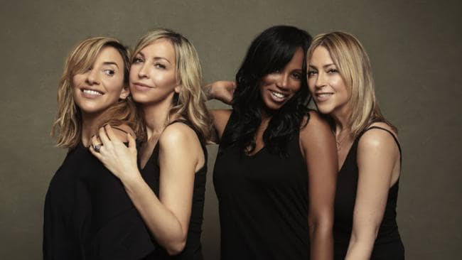 All Saints: 'We're like family.'