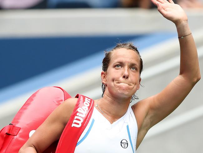Barbora Strycova did not hold back in her opinions of Serena